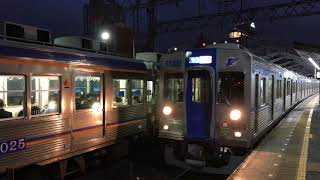 泉北高速鉄道3000系3552F 南海新今宮駅