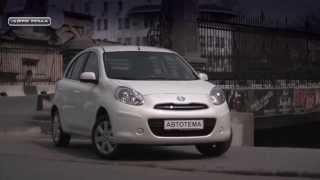 new Nissan Micra_автотема