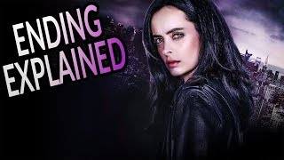 JESSICA JONES Season 3 Ending Explained!