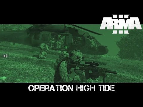 Operation High Tide - ArmA 3 Delta Force Co-op Gameplay
