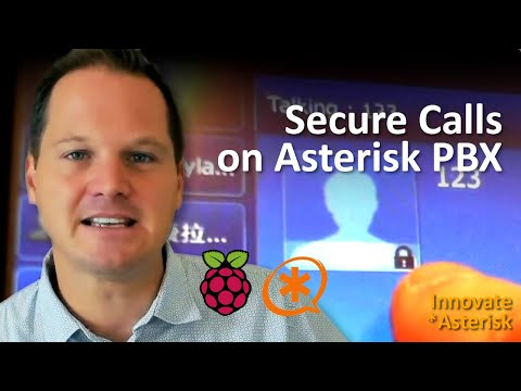 Secure Calling & WebRTC with Asterisk PBX and Raspberry Pi
