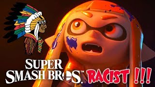 Smash Ultimate Got Hammered With Racist Reference To Native Americans Rant!!!!!