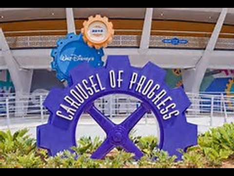 Carousel of Progress Complete Show - Magic Kingdom - Walt Disney World