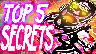 Top 5 Shangri-La Secrets/Fun Facts ~ Call of Duty Black Ops Shangri-La Easter Egg Gameplay!