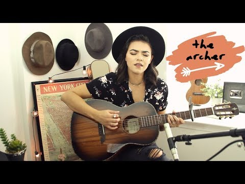 The Archer - Taylor Swift Cover
