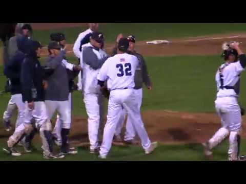 Baseball: SNHU cruises past Franklin Pierce, 8-2