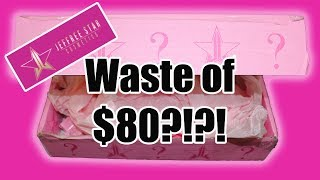 Jeffree Star Deluxe Mystery Box | Waste of $80?