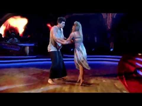 Dancing With the Stars 3 - odcinek 8 - jazz - Krzysztof Wieszczek i Agnieszka Kaczorowska