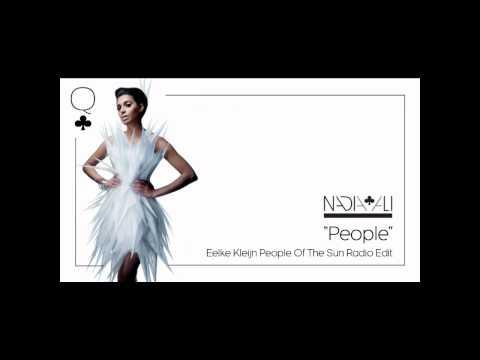 Nadia Ali - People (Eelke Kleijn People Of The Sun Mix - Stiltje Radio Edit)