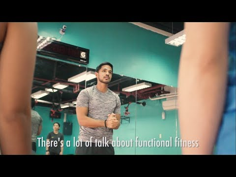 Functional Fitness at 360