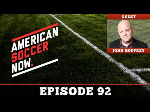 New England Revolution, New York and American Soccer Now : The Best Soccer Show