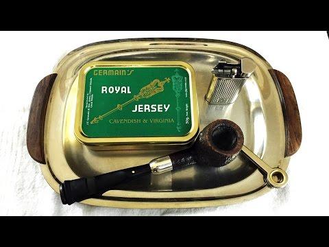 "Pipe Tobacco Review: J.F. Germain & Son ""Royal Jersey Cavendish Virginia"""