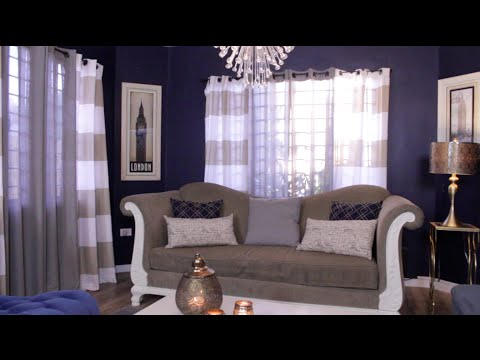 COMO DECORAR TU SALA Y COMEDOR - YouTube