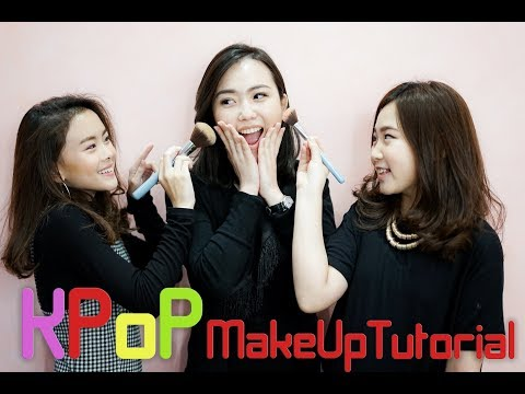 Make Up Kpop Style Tutorial Bersama Clarice Cutie Featuring Liani Sartono & Azalea