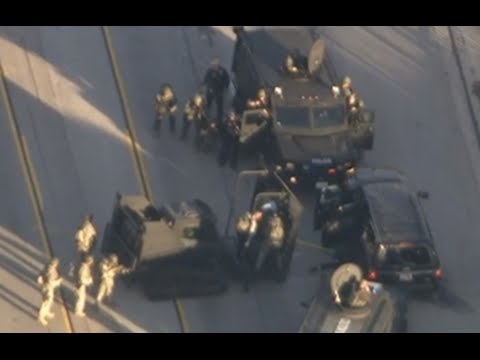 BREAKING: San Bernardino Mass Shooting