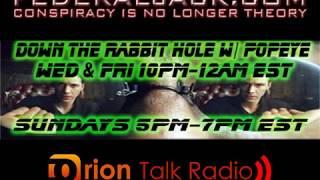 The Orion Talk Radio Network 9/11 Special: Guests - Jim Fetzer & Joshua Blakeney