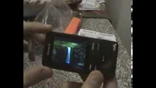 UNBOXING Lettore Mp3 Sony Walkman NWZ E585 da 16 GB (ITALIANO)