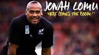 Jonah Lomu - \