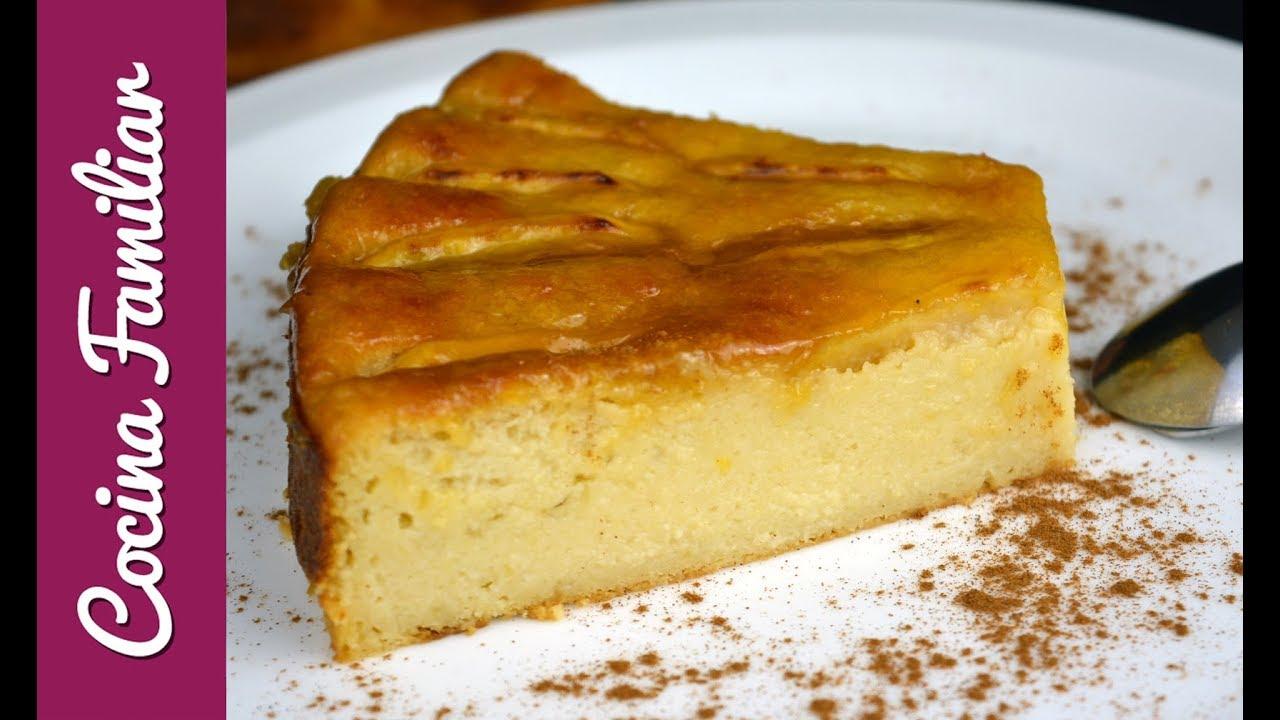 Como Hacer Tarta De Manzana Casera Recetas Caseras De Javier Romero