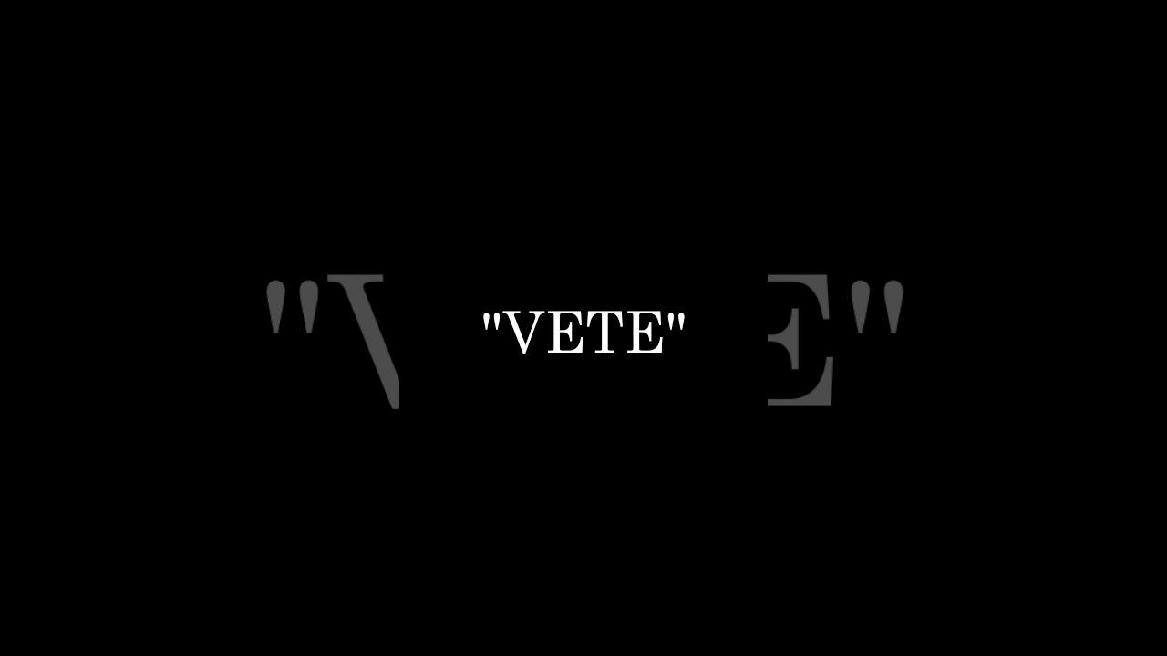 VETE (Canción) - Alejandro Ordóñez, Dai Liparoti, Rick Loera