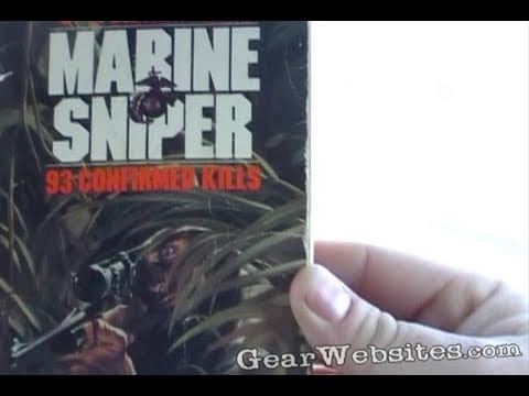 Book Review: Marine Sniper: 93 Confirmed Kills