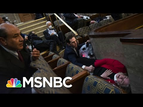 How Military Service Prepared Rep. Crow For Capitol Invasion | The Last Word | MSNBC