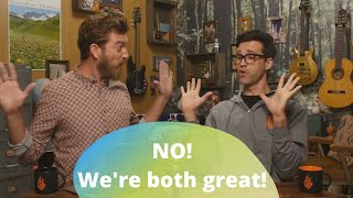rhett and link acting like brothers for 10 minutes straight (part 2)