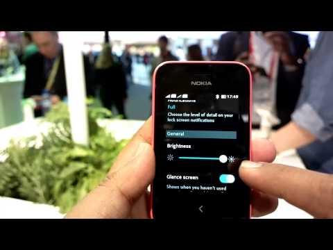 Nokia Asha 230 Hands On