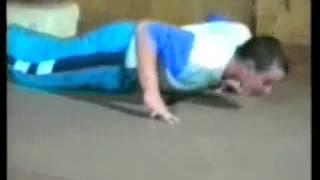 Боевая гимнастика-Система-ГРУ СМЕРШ-Тренировка спецназа