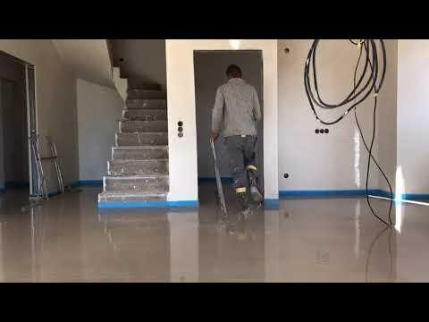 podlahy video