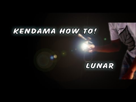 Kendama how to lunar