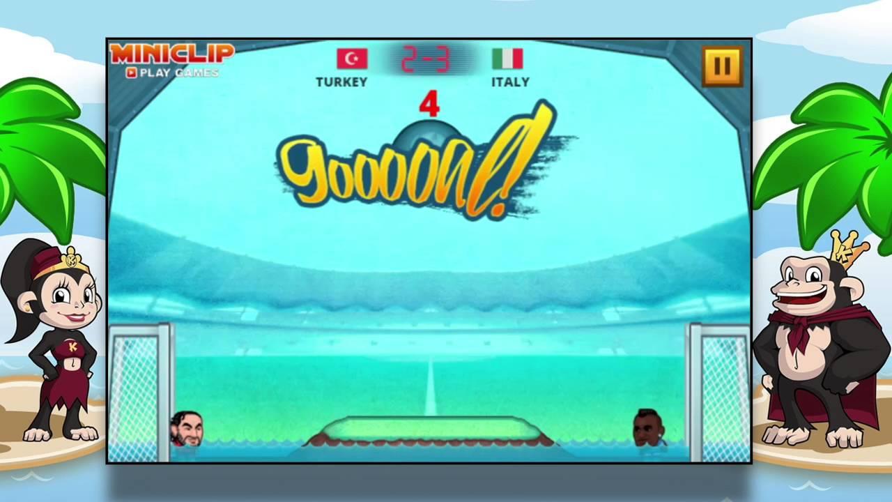 SuperFußballköpfe Spiel Auf Handy Und Tablet SpielAffe Trailer - Minecraft kostenlos spielen auf spielaffe