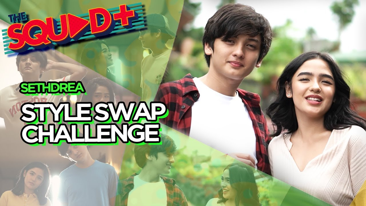 Download STYLE SWAP CHALLENGE • SETHDREA | The Squad+