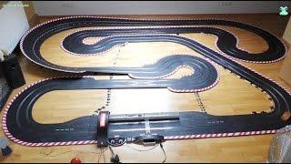 "Carrera Rennbahn Tagebuch - #4 - Aufbau der Bahn ""Black Snake"""