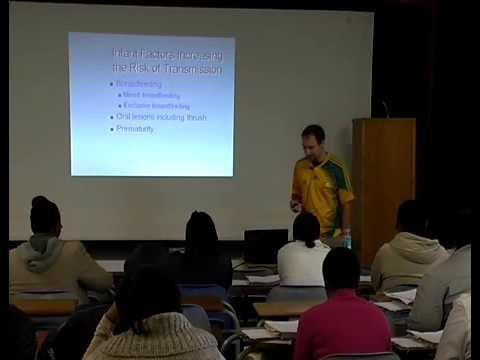 Basic Course in HIV - PMTCT | Center for AIDS Research