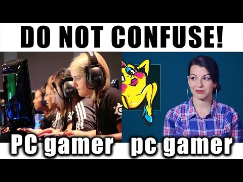 Video Game Feminism - The Nonsense Attacks on Games.