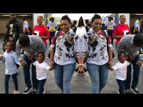 ECG Prophet BushIri And Prophetess Marry BushirI Finally Reunited With Their Young Daughters