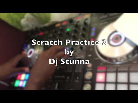 Scratch Practice 3 on Pioneer ddj sx3 by Dj Stunna