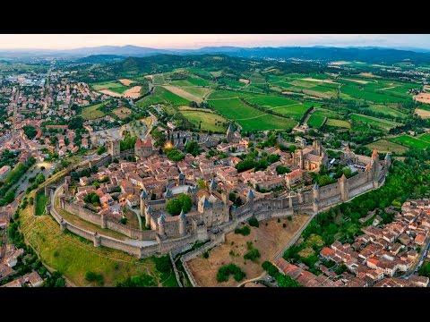 CARCASSONE - A cidade mdieval mais preservada da França
