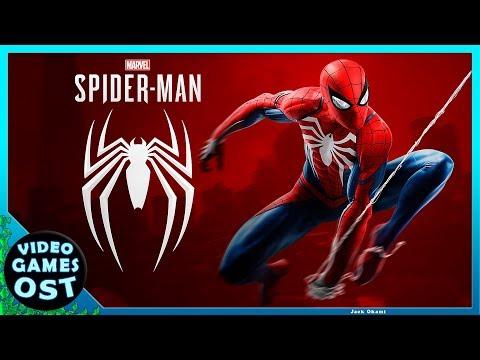 Marvel&39;s Spider-man PS4 2018 - Complete Soundtrack -  OST