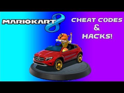Mario Kart 8 Cheat Codes and Hacks!