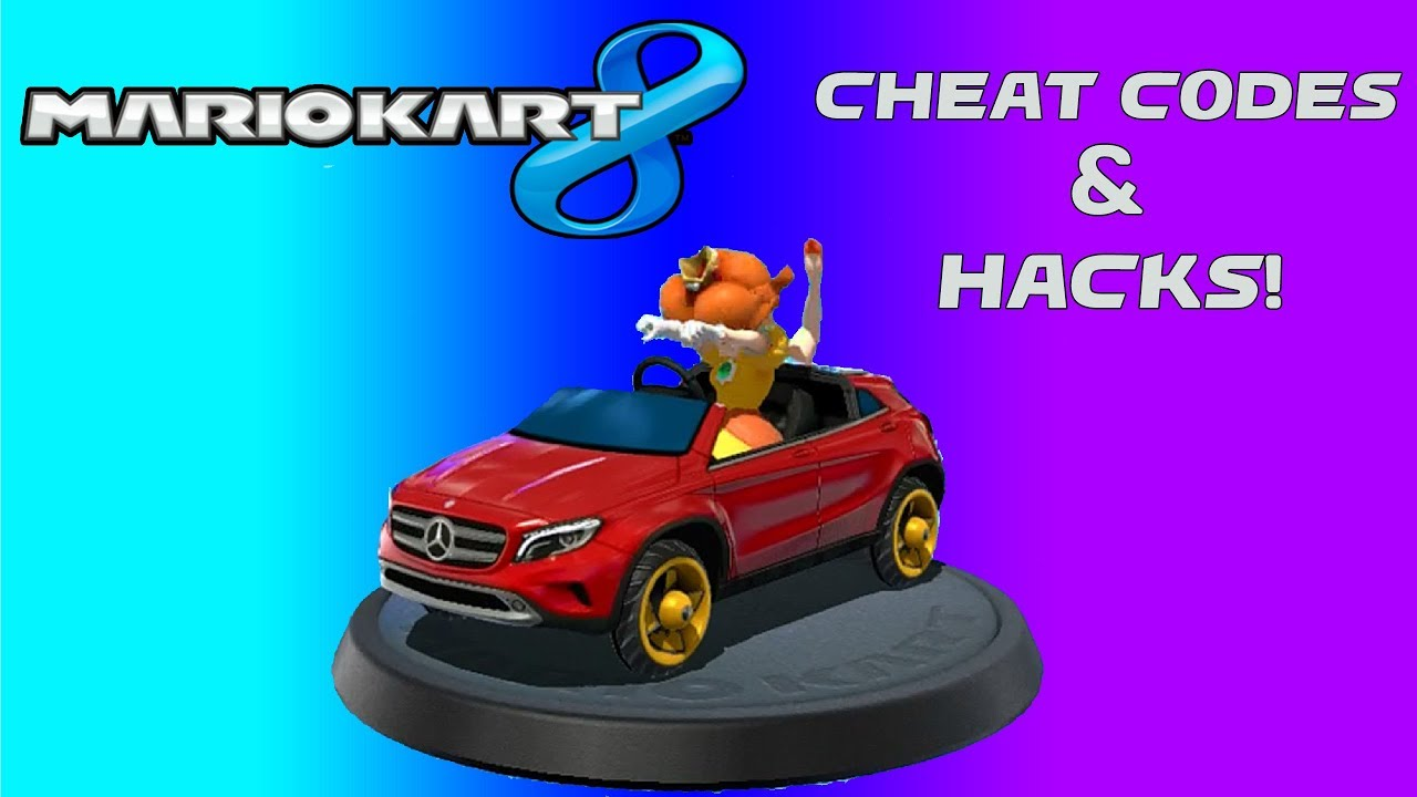 <b>Mario Kart 8 Cheat Codes</b> and Hacks! - YouTube