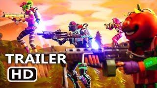 PS4 - Fortnite: Jetpack Gameplay Trailer (2018)