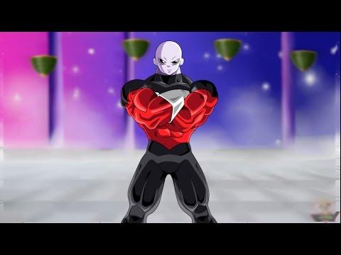 The Strongest Warrior, Jiren The Gray