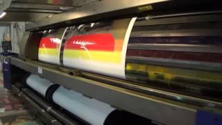Широкоформатная печать на двух рулонах одновременно Scitex(Наши производственные возможности растут с каждым днем! Представляем Вам принтер Scitex XL JET. В нём есть уника..., 2016-04-22T10:11:06.000Z)