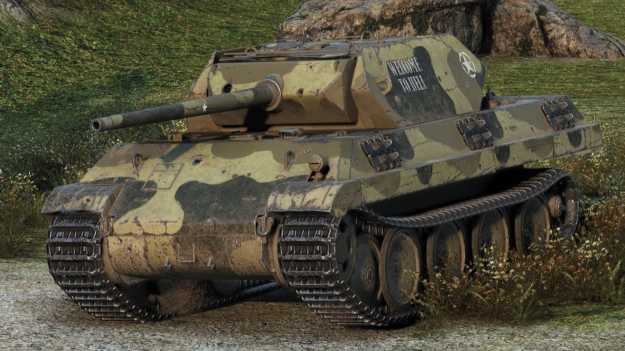World Of Tanks Panther M10 Matchmaking