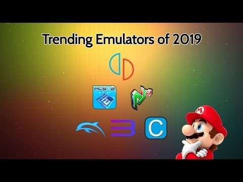 Top Trending Emulators For PC In 2019