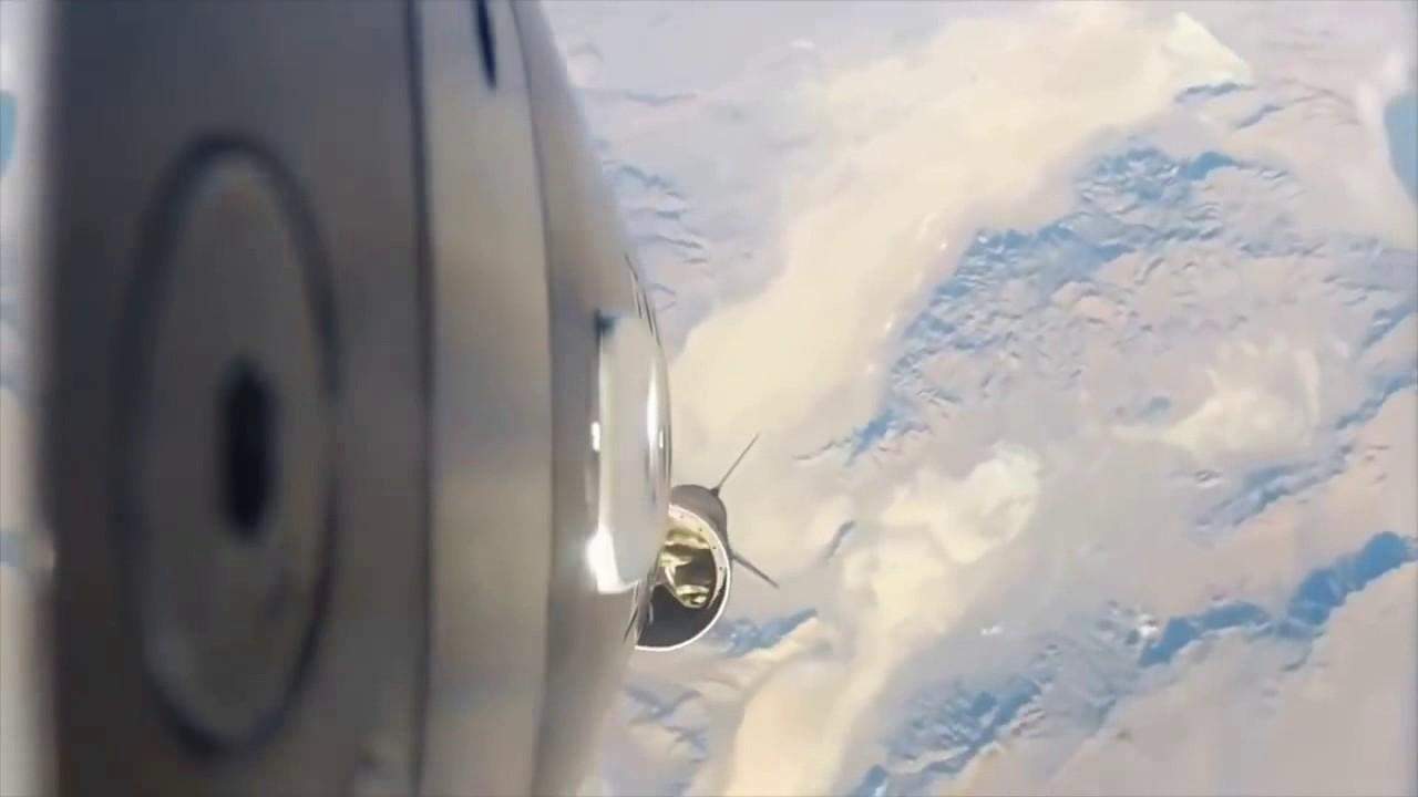 Земля с высоты 100км Обыкновенной камерой!!