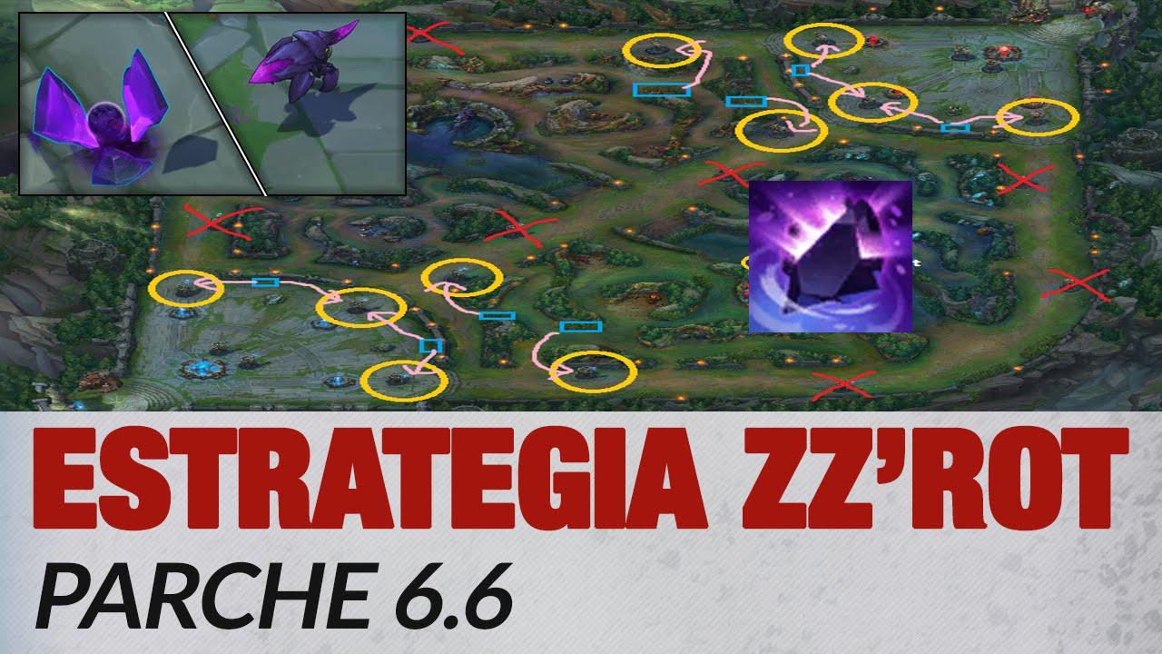 ESTRATEGIA ZZ'ROT - League of Legends - YouTube