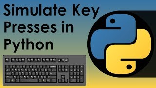 Simulate Key Presses in Python